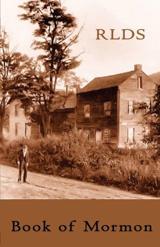 1926 Book of Mormon – Reorganized Church of Jesus Christ of Latter-day Saints