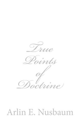 True Points of Doctrine