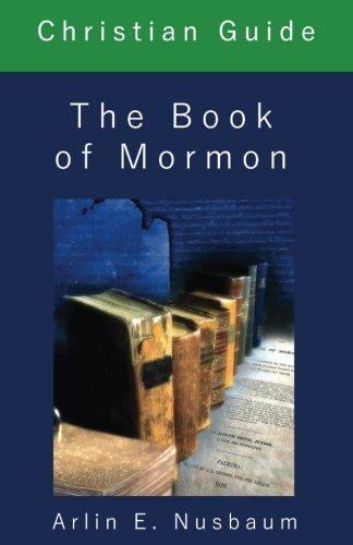 Christian Guide: The Book of Mormon